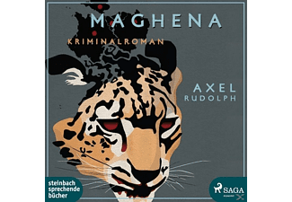 Maghena (MP3) - 1 MP3-CD - Krimi/Thriller