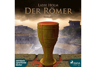 Der Römer (MP3) - 2 MP3-CD - Krimi/Thriller