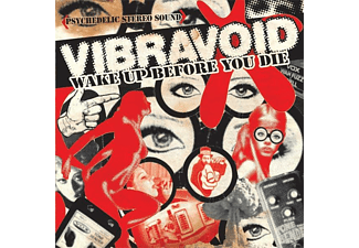 Vibravoid - Wake Up Before You Die - (CD)