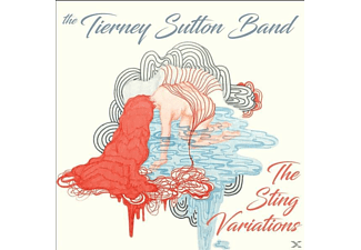 The Tierney Sutton Band - The Sting Variations [CD]
