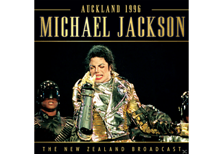 Michael Jackson - Auckland 1996 [CD]