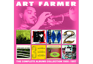 Art Farmer - The Complete Albums Collection: 1955-1957 - (CD)