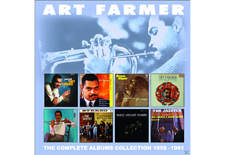 Art Farmer - The Complete Albums Collection: 1958-1961 - (CD)