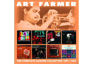 Art Farmer - The Complete Albums Collection: 1961-1963 [CD]
