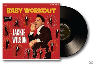 Jackie Wilson - Baby Workout - (Vinyl)