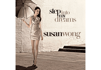 Susan Wong - Step Into My Dreams [CD]