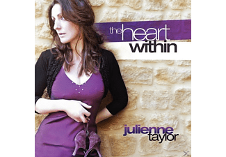 Julienne Taylor - The Heart Within [CD]