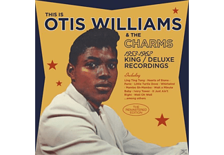 Otis Williams & The Char - 1956-1962 King/Deluxe Recordings [CD]