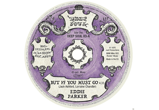 Eddie Parker, Debbie Taylor, The Hesitations - But If You Must Go - (Vinyl)