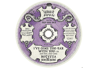 Rozetta Johnson - Ive Come Too Far With You - (Vinyl)