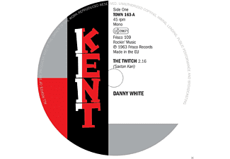 Danny White, Betty Bibbs - The Twitch [Vinyl]