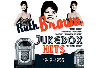 Ruth Brown - Jukebox Hits 1949-1955 - (CD)