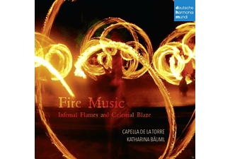Capella De La Torre - Fire Music [CD]