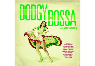 VARIOUS - Dodgy Bossa (And Silly Sambas) [CD]