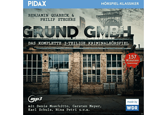 Grund GmbH - 1 MP3-CD - Krimi/Thriller