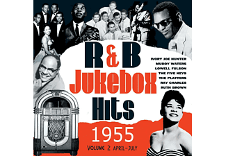 VARIOUS - R&B Jukebox Hits 1955 Vol.2 - (CD)