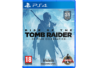 Rise of the Tomb Raider - 20 Year Celebration | PlayStation 4