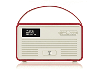 RICATECH VQ RETRO MKII RED