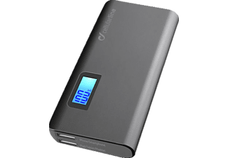 CELLULAR LINE 36407 FREEP10000K, Powerbank, Schwarz