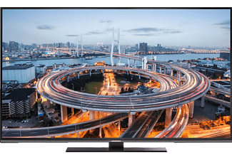 GRUNDIG 55 GFB 7668 LED TV (Flat, 55 Zoll, Full-HD, SMART TV)