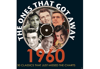VARIOUS - The Ones That Got Away 1960 - (CD)