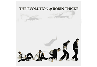 Robin Thicke - The Evolution Of Robin Thicke [CD]
