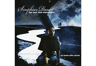 Simphiwe Dana - The One Love Movement On Bantu Biko Street - (CD)