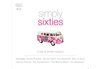 VARIOUS - Simply Sixties [CD]