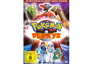 Pokémon: Deoxys [DVD]