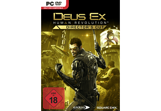Deus Ex: Human Revolution Director's Cut [PC]