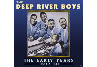 Deep River Boys - The Early Years 1937-50 - (CD)