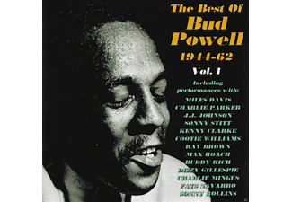 Bud Powell - The Best Of Bud Powell 1944-62 Vol.1 - (CD)