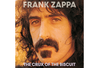 Frank Zappa The Crux of The Biscuit CD