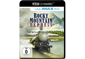 Rocky Mountain Express - (4K Ultra HD Blu-ray)