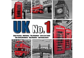 VARIOUS - UK No.1 - (CD)