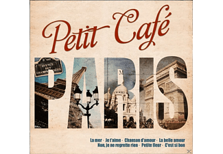 VARIOUS - Petit Café Paris - (CD)