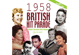 VARIOUS - The 1958 British Hit Parade, Part 1 - (CD)