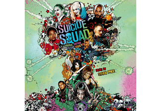 O.S.T., VARIOUS - Suicide Squad (OST) [LP + Download]