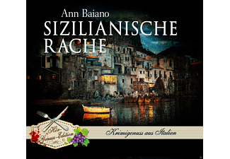 Sizilianische Rache - 5 CD - Krimi/Thriller
