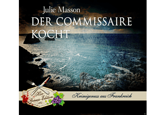 Julie Masson - Der Commissaire kocht [Krimi/Thriller, CD]