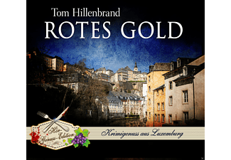 Rotes Gold - 4 CD - Krimi/Thriller