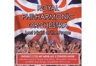 Rpo - Last Night Of The Proms [CD]