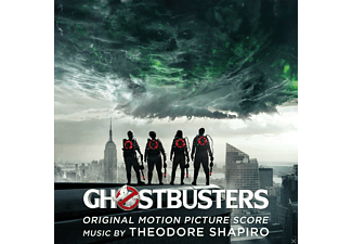 OST/VARIOUS - Ghostbusters (OST 2016) - (Vinyl)