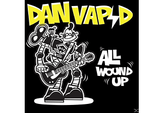 Dan Vapid - All Wound Up [CD]