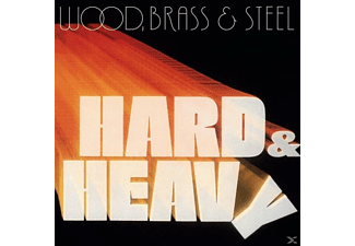 Brass & Steel Wood - Hard & Heavy (Ltd.180g LP/Remastered) [Vinyl]