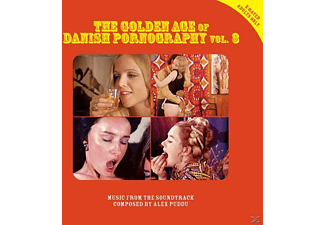 Alex Puddu - The Golden Age Of Danish Pornography 3 [LP + Bonus-CD]