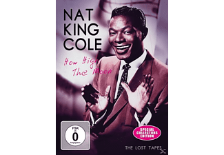 Nat King Cole - How High The Moon/The Lost Tapes - (DVD)