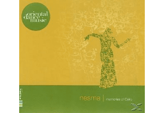 Nesma - Memories Of Cairo - (CD)