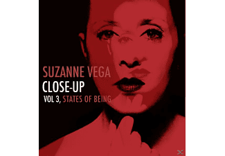 Suzanne Vega - Close-Up 3:States Of Being - (CD)