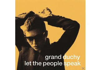 Grand Duchy - Let The People Speak - (CD)